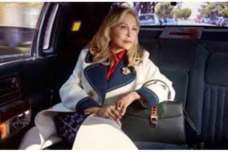 Faye Dunaway per Gucci Hollywood style21ag18 3