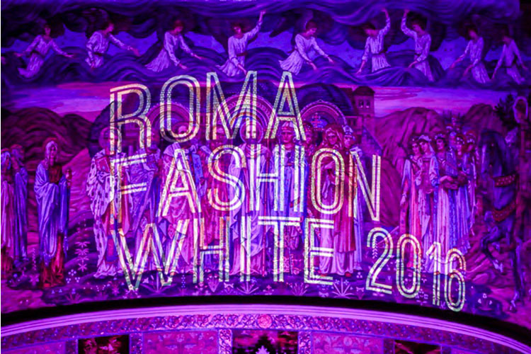 Il trionfo del Made in Italy al decennale di RomaFashion White16nov16 1